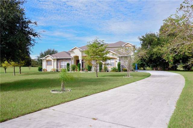 11300 Lake Montgomery Boulevard, Clermont, FL 34715 (MLS #O5816827) :: Griffin Group