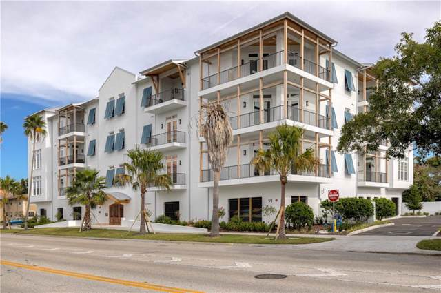 91 Davis Boulevard #302, Tampa, FL 33606 (MLS #T3130999) :: The Figueroa Team