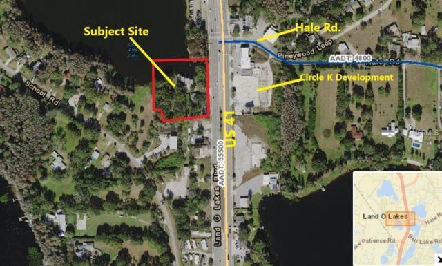 4705 Land O Lakes Boulevard, Land O Lakes, FL 34639 (MLS #U8018420) :: The Duncan Duo Team