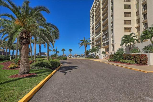 1480 Gulf Boulevard #1112, Clearwater Beach, FL 33767 (MLS #U8021722) :: Burwell Real Estate