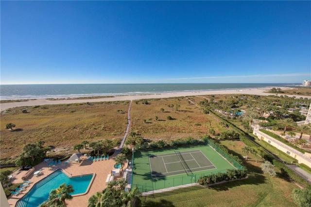1230 Gulf Boulevard #1206, Clearwater Beach, FL 33767 (MLS #U8024992) :: Burwell Real Estate