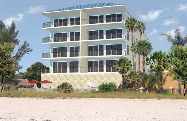 19738 Gulf Boulevard 401-S, Indian Shores, FL 33785 (MLS #U8030841) :: Lockhart & Walseth Team, Realtors