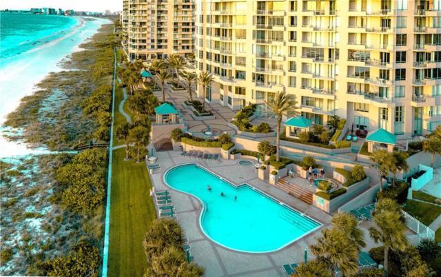 1560 Gulf Boulevard #1206, Clearwater, FL 33767 (MLS #U8040765) :: Burwell Real Estate