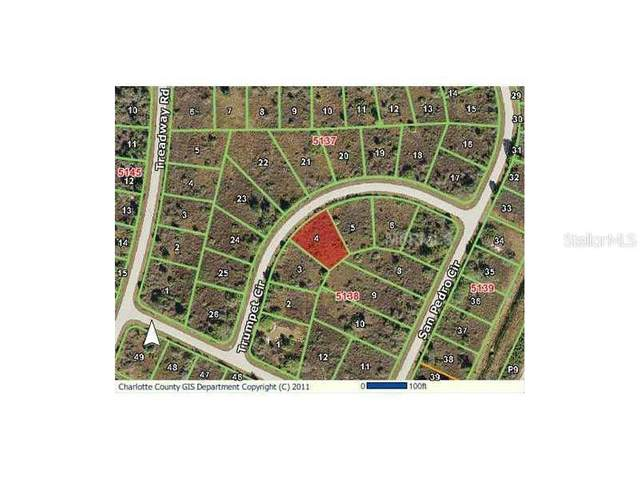 7264 Trumpet Circle, Port Charlotte, FL 33981 (MLS #D5791513) :: Baird Realty Group