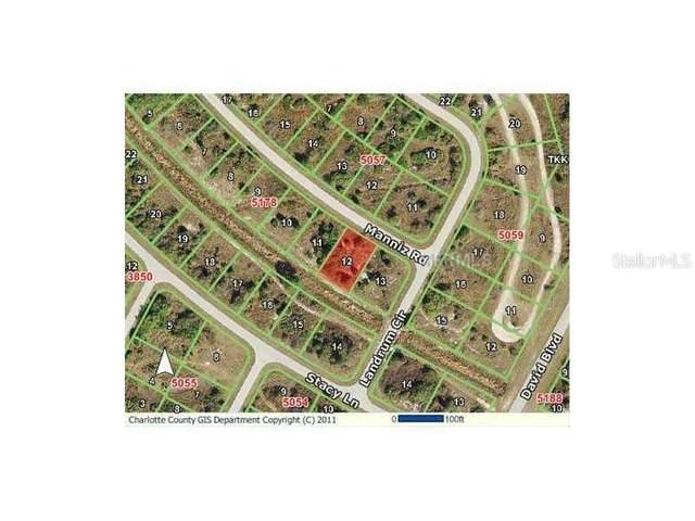 7223 Manniz Road, Port Charlotte, FL 33981 (MLS #D5791522) :: Baird Realty Group