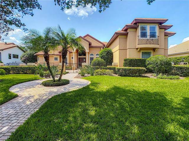 11227 Macaw Court, Windermere, FL 34786 (MLS #O5850539) :: Team Bohannon Keller Williams, Tampa Properties