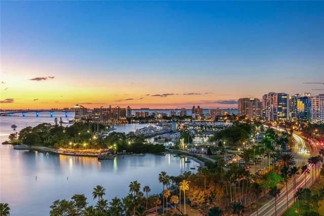 500 S Palm Avenue #91, Sarasota, FL 34236 (MLS #A4454405) :: Team Buky