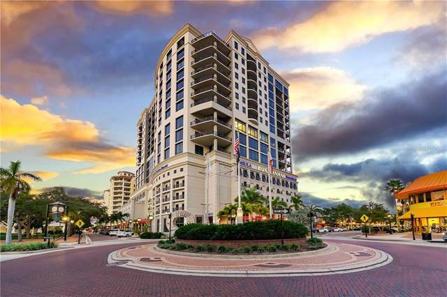 50 Central Avenue 14B, Sarasota, FL 34236 (MLS #A4469515) :: Alpha Equity Team