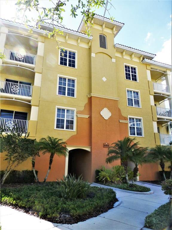 6466 Watercrest Way #202, Lakewood Ranch, FL 34202 (MLS #A4205591) :: The Duncan Duo Team