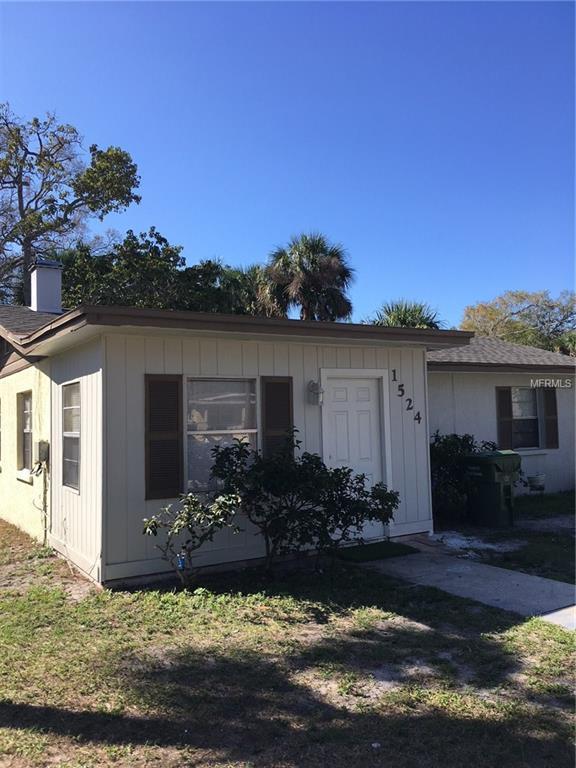 1524 30TH Street, Sarasota, FL 34234 (MLS #A4210820) :: Medway Realty