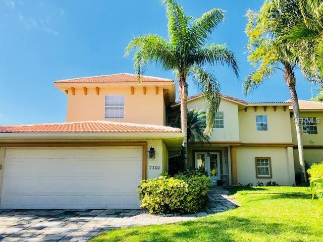 7300 Cove Terrace, Sarasota, FL 34231 (MLS #A4212430) :: KELLER WILLIAMS CLASSIC VI