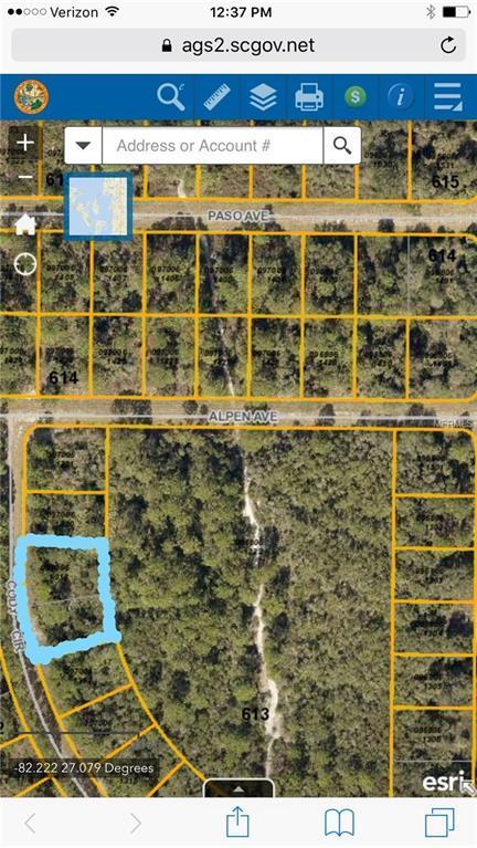 Cody Circle, North Port, FL 34291 (MLS #A4215709) :: The Lockhart Team