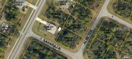 37 TOTAL BUILDABLE LOTS, North Port, FL 34286 (MLS #A4403632) :: The Duncan Duo Team