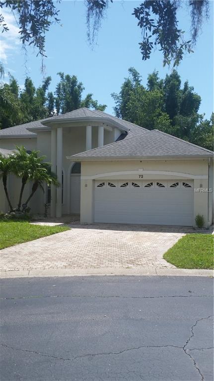 72 Arbor Oaks Drive, Sarasota, FL 34232 (MLS #A4405313) :: Medway Realty