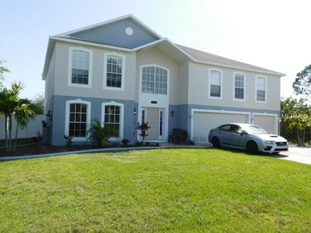 14203 Barbarossa Lane, Port Charlotte, FL 33981 (MLS #A4405424) :: The Lockhart Team