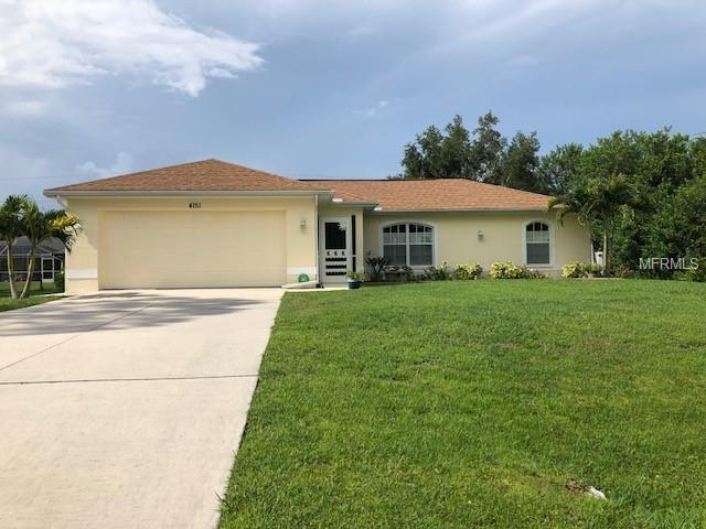 4151 Mccracken Avenue, North Port, FL 34287 (MLS #A4408975) :: White Sands Realty Group