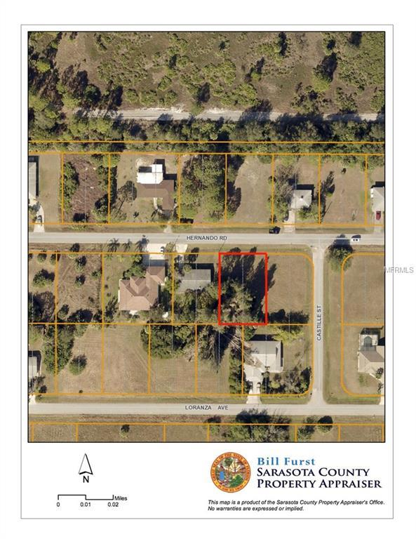 Hernando Road, North Port, FL 34287 (MLS #A4410849) :: Premium Properties Real Estate Services