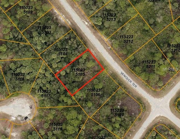 Vanover Terrace, North Port, FL 34288 (MLS #A4411351) :: Medway Realty