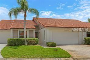 3864 Wilshire Circle W #106, Sarasota, FL 34238 (MLS #A4412616) :: The Duncan Duo Team