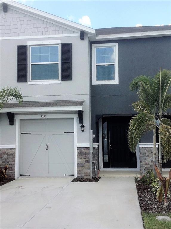 4536 Silver Lining Street #4536, Sarasota, FL 34238 (MLS #A4415179) :: McConnell and Associates