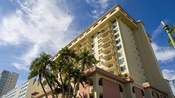 101 S Gulfstream Avenue 14C, Sarasota, FL 34236 (MLS #A4416602) :: Team Bohannon Keller Williams, Tampa Properties