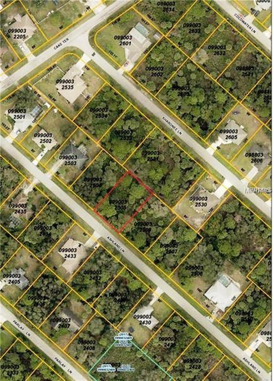 Ashland Lane, North Port, FL 34286 (MLS #A4417535) :: Mark and Joni Coulter | Better Homes and Gardens