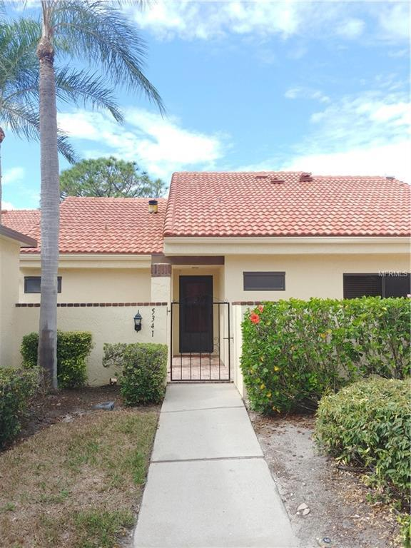 5341 Huntingwood Court #32, Sarasota, FL 34235 (MLS #A4419063) :: Medway Realty