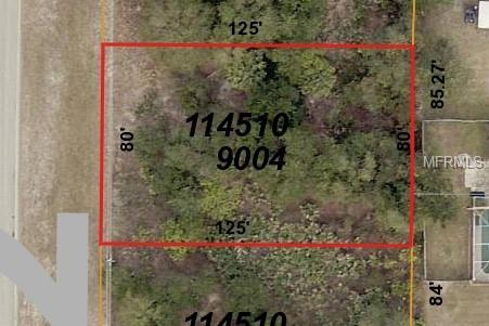 Lot 4 Atwater Drive, North Port, FL 34288 (MLS #A4421577) :: Premium Properties Real Estate Services