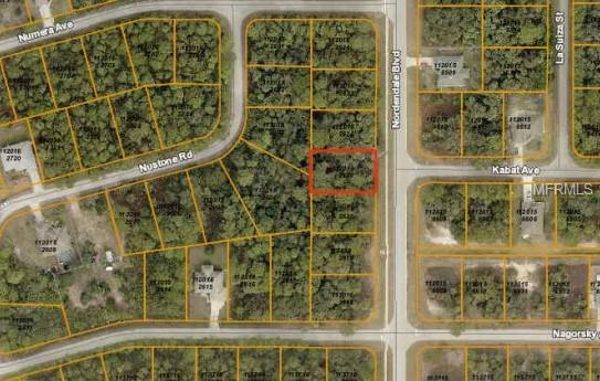 Nordendale Boulevard, North Port, FL 34288 (MLS #A4427064) :: The Duncan Duo Team