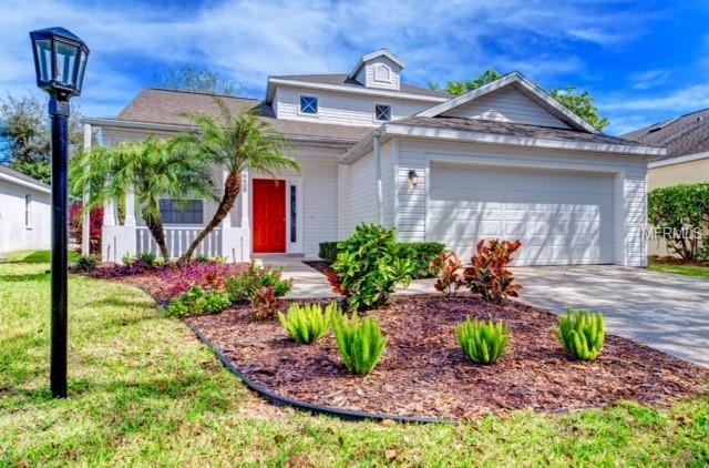 6409 Fetterbush Lane, Lakewood Ranch, FL 34202 (MLS #A4427994) :: McConnell and Associates