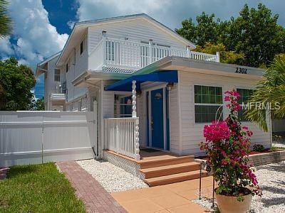 2302 Avenue B, Bradenton Beach, FL 34217 (MLS #A4432254) :: The Duncan Duo Team