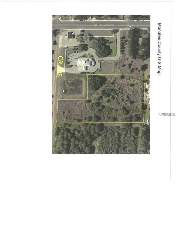 0 Us 301 N, Parrish, FL 34219 (MLS #A4433382) :: Baird Realty Group