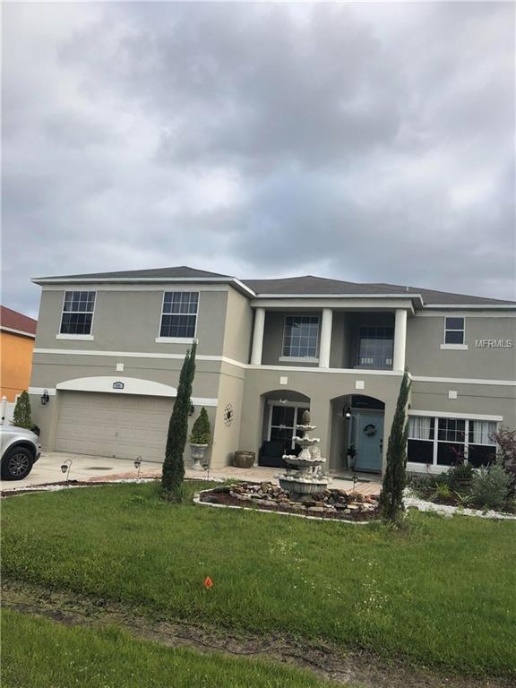 16 Sawfish Court, Poinciana, FL 34759 (MLS #A4436003) :: Team Bohannon Keller Williams, Tampa Properties