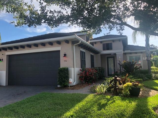 930 Preservation Street, Bradenton, FL 34208 (MLS #A4436099) :: EXIT King Realty