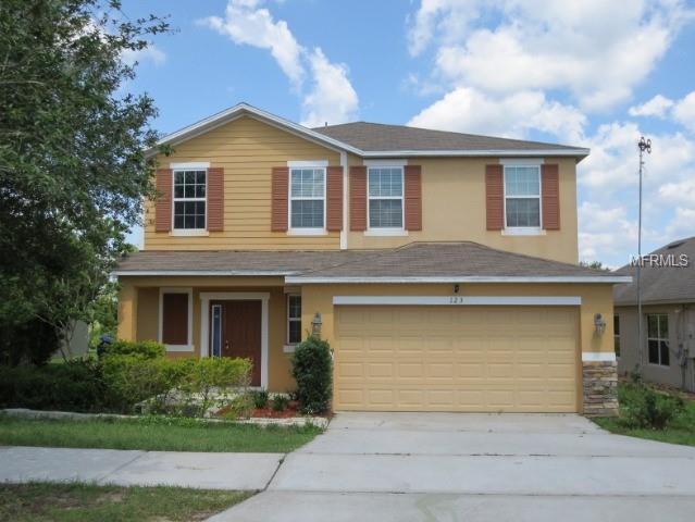 123 Prairie Falcon Drive, Groveland, FL 34736 (MLS #A4436391) :: Team Bohannon Keller Williams, Tampa Properties