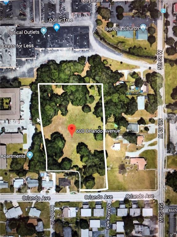 600 Orlando Avenue, Bradenton, FL 34207 (MLS #A4436541) :: Team Bohannon Keller Williams, Tampa Properties