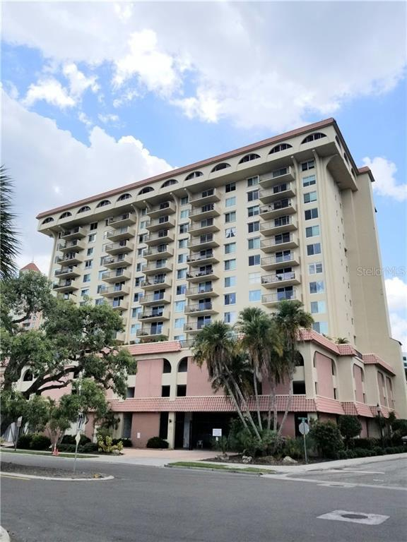 101 S Gulfstream Avenue 14B, Sarasota, FL 34236 (MLS #A4439820) :: Team 54