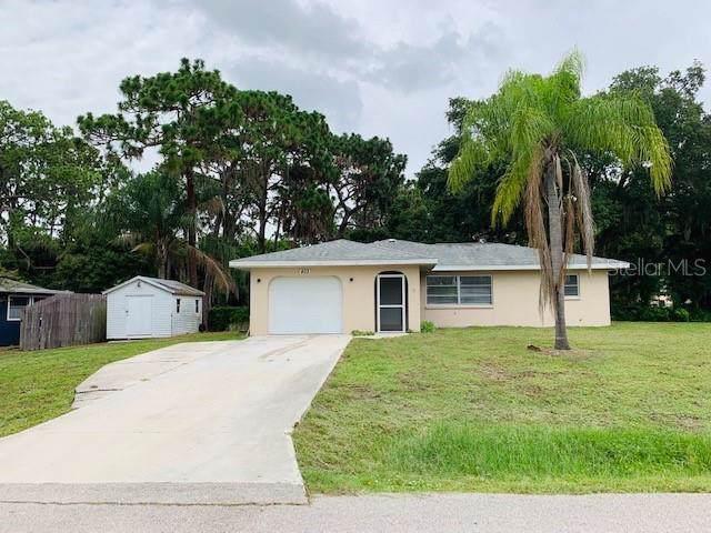 402 Leach Street, Englewood, FL 34223 (MLS #A4440897) :: Alpha Equity Team