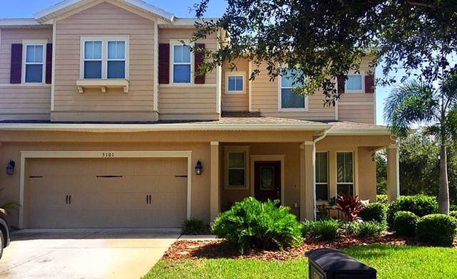 5101 Sanderling Ridge Drive, Lithia, FL 33547 (MLS #A4441383) :: The Comerford Group