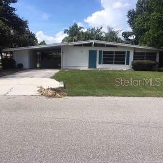 301 Pine Tree Road, Venice, FL 34293 (MLS #A4441450) :: Cartwright Realty