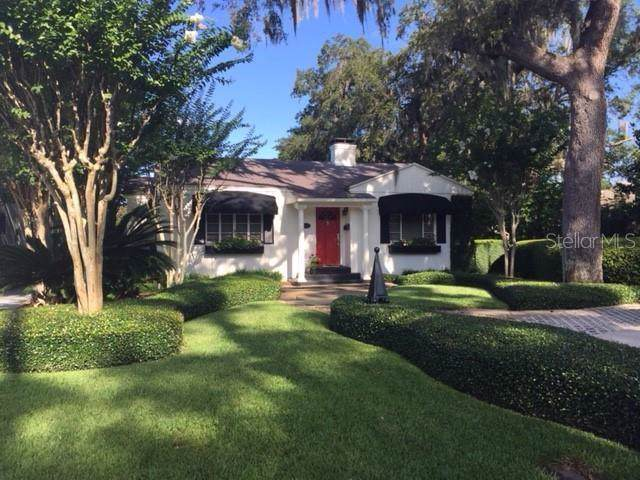1241 Richmond Road, Winter Park, FL 32789 (MLS #A4442055) :: Cartwright Realty