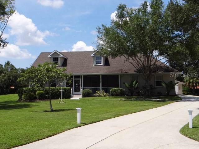 2160 Shadow Oaks Road, Sarasota, FL 34240 (MLS #A4446319) :: Sarasota Home Specialists
