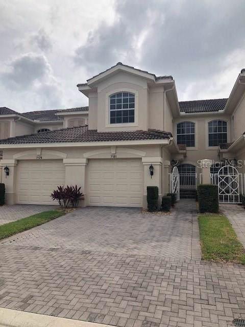 7181 Prosperity Circle #205, Sarasota, FL 34238 (MLS #A4446390) :: Team 54