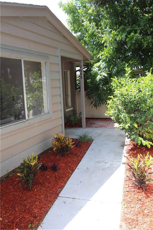 2608 29TH Avenue W #2608, Bradenton, FL 34205 (MLS #A4446475) :: Medway Realty