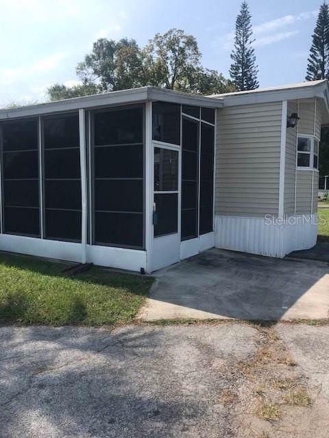 1674 University Parkway #45, Sarasota, FL 34243 (MLS #A4446488) :: Burwell Real Estate