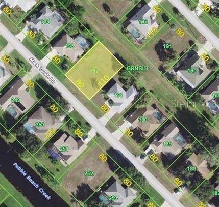 237 Mark Twain Lane, Rotonda West, FL 33947 (MLS #A4446926) :: Pepine Realty