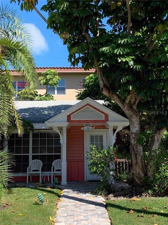 1603 Gulf Drive N #8, Bradenton Beach, FL 34217 (MLS #A4448322) :: Kendrick Realty Inc