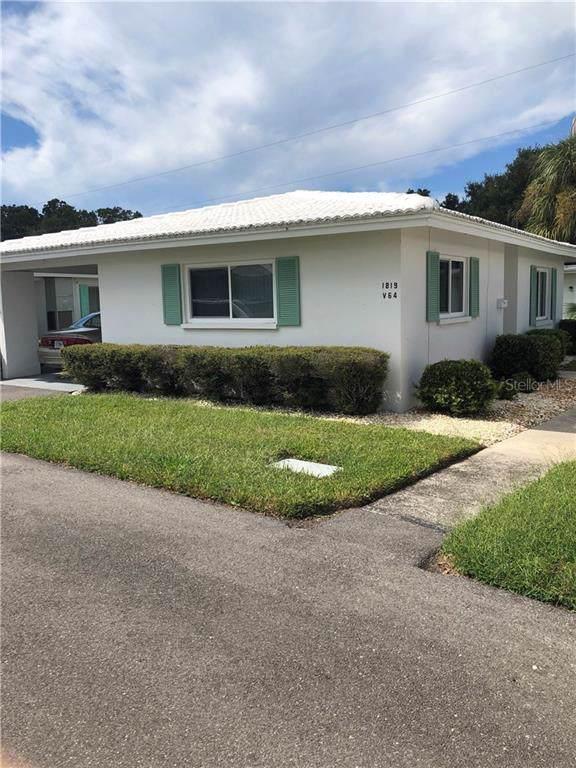 1819 Roxane Way Unit 64 #64, Sarasota, FL 34235 (MLS #A4448381) :: Delgado Home Team at Keller Williams