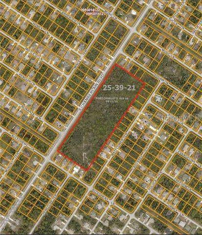 2700 S Chamberlain Boulevard, North Port, FL 34286 (MLS #A4448414) :: Bridge Realty Group