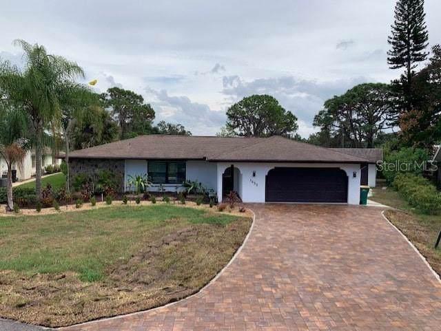 1450 Aken Street, Port Charlotte, FL 33952 (MLS #A4448782) :: Florida Real Estate Sellers at Keller Williams Realty